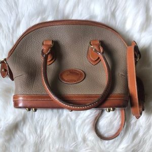 Vintage Dooney and Bourke All Weather satchel
